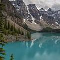 Moraine Lake by Paul Schultz
