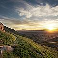 Moreno Trail by Eric Lowenbach