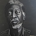 Morgan Freeman by Richard Le Page