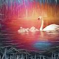 Morning Bath 2 by Jaroslav Buna