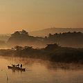 Morning Business by Manojaswathi Photography