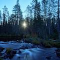 Morning Has Broken At Hepokongas Waterfall by Jouko Lehto