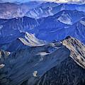 Morning On The Alaska Range by Rick Berk
