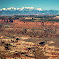 Morning Over Canyonlands by Izet Kapetanovic
