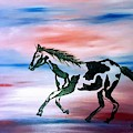 Morning Paint        2.2019 by Cheryl Nancy Ann Gordon