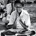Morning Prayers At School by Tim Gainey