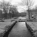 Morris Canal And Lock - Waterloo Village by Christopher Lotito