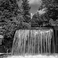 Morris Canal Waterloo Village Bw by Susan Candelario