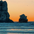 Morro Bay Sunset by Hanna Tor