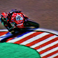 Motoamerica Superbike 2019 Honda Jayson Uribe  by Blake Richards