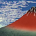 Mount Fuji Painting by Top Wallpapers