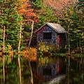 Mount Greylock Cabin by Raymond Salani III