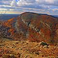 Mount Minsi In The Fall by Raymond Salani III