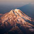 Mount Rainier by Dave Bowman