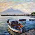 Mount Vesuvius by Bruno Cioccia