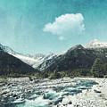 Mountain River by Dirk Wuestenhagen