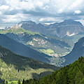 Mountain View, Trentino by Andreas Levi