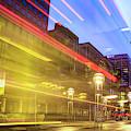 Moving Through Denver Colorado by Gregory Ballos