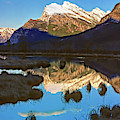Mt Rundle by Steve Harrington