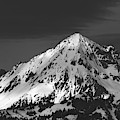 Mt Shuksan Summit by Yulia Kazansky