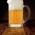 Mug Of Beer by Ultramarinfoto