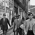 Multicultural Soho by Bert Hardy