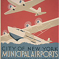 Municipal Airports Poster by Fotosearch