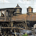 Sheffield Railroad Mural by Roberta Byram