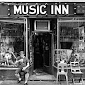 Music Inn by Michael Gerbino