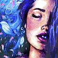 Music Of The Ocean by Olesya Umantsiva