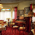 Music - Organ - In The Parlor by Mike Savad