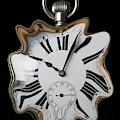 My Melting Clock by Garry Gay