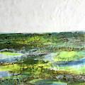 Mystical Greens by Christine Chin-Fook