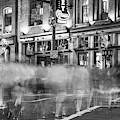Nashville Crosswalk  by John McGraw