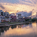 Nashville Tennessee Sunset  by John McGraw