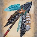 Native American Style  by Connie Powell