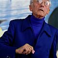 Naturalist Jacques Cousteau by Shaun Higson