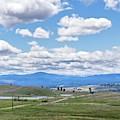 Near Princeton British Columbia by Allan Van Gasbeck
