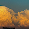 Nebraska Sunset Thunderheads 051 by NebraskaSC