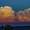 Nebraska Sunset Thunderheads 055 by NebraskaSC