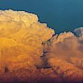 Nebraska Sunset Thunderheads 065 by NebraskaSC