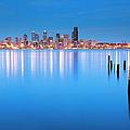Neon City by Aaron Eakin