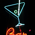 Neon Sign For A Bar by Image Source