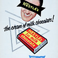 Nestles Milk Chocolate by Picture Post