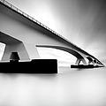 Netherlands, Zeeland, Zeelandbridge by Kees Smans