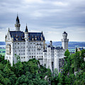 Neuschwanstein by Borja Robles