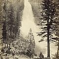 Nevada Fall by Carleton E. Watkins
