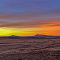 New Mexico Sunrise by Rand