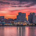 New Orleans Sunset by Susan Rissi Tregoning