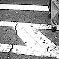 New York City Crossings Triptych by John Rizzuto